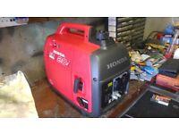 Honda EU2.0i Inverter Generator 1.6Kw