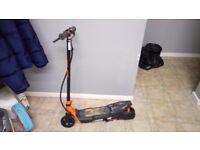 Zinc v120 electric scooter