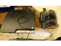Ps3, 2 Controllers and 26 games