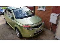 PROTON SAVVY 1.1 2008 REG 5 DOOR HATCHBACK MANUAL LONG MOT 50K GENUINE MILES CHEAPER PX WELCOME