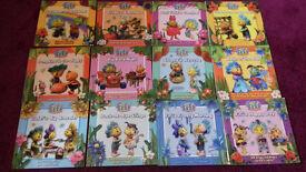 12 Fifi the Flowertot books