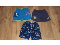 SWIMMING SHORTS FOR BOY 2-3 YEARS