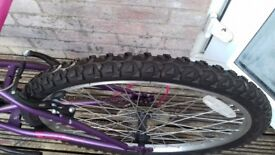 Gilrs Bike , almost brand new