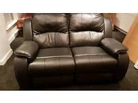2 and 3 seater sofas in excellent condition