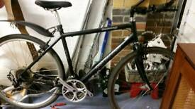 Specialise hybrid bicycle