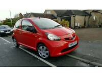 TOYOTA AYGO 1.0 82k Full Mot. IMMACULATE condition for age!