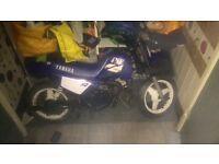 Yamaha 0w 50
