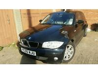 Bmw 116 petrol spairs repairs or breaking