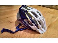 Sierra Specialized bike helmet - women 50-58 cm - and ABUS bike lock