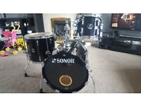 Sonor select force maple 3007 jungle kit. RRP699 NEARLY NEW