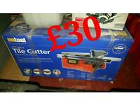 Tile cutter. (BRAND NEW NOT OPENED)
