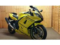 For sale triumph daytona 600 and honda vtr 1000 not gsxr r6 r1 zx6r