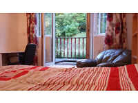 Double, triple and ensuite rooms, nonsmokers flat, zone 2, very flexible stay
