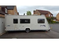 2007 4 Berth Bailey Pageant Series 6 Champagne plus Extras