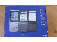 Nokia C3 Android Phone