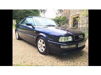 1997 Audi 80 Cabriolet 1.8