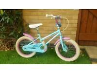 """Schwinn Gleam Girls 16"""" Bike"""