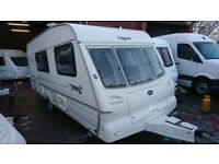 bailey pageant 1999 4 berth touring caravan no damp must view