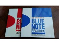 The Cover Art of Blue Note Records - Volumes 1 & 2