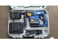 Hammer drill 24v Draper Expert
