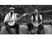 Vintage Skiffle Duo/Band Available for Weddings & Events