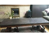 Gorgeous Slate coffee table