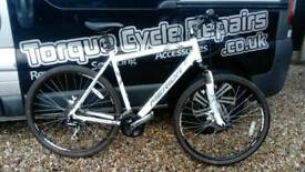 🚲 Merida Crossway Gents Hybrid Bike - Fully Serviced