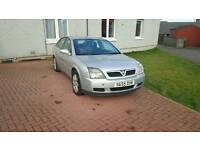 Vauxhall vectra breeze with full towbar