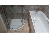 !!! LOW PRICE BATHROOMS !!! Supplied & fitted by experienced fitter. Full 12 months Warranty