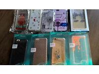 I PHONE 6 CASES X21 PLUS 2 EAR PLUG GEMS