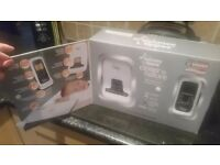 Tommee tippee digital monitor with movement sensor pad.