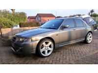 2005 MG ZT 1.8T - LPG CONVERSION. MOT, new clutch, good spec