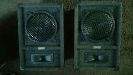 Skytronic Speaker Boxes