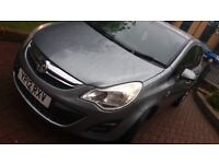 2012 Vauxhall Corsa SXI Full Service History Very Low Mileage Immaculate Condition QUICK SALE!!!