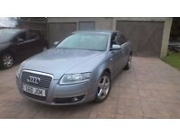 Audi A6 2.0tdi 7 speed Auto 2006
