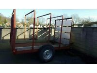 Ex Cattle Trailer