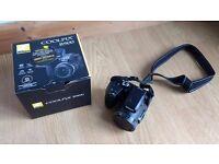 Hardly Used Nikon B500 Digital Camera