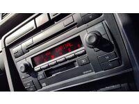 Audi A4 B6 Symphony stereo CD changer