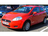 2010 60 FIAT GRANDE PUNTO 1.4 SOUND 3d 77 BHP*FINANCE AVAILABLE*PART EX AVAILABLE