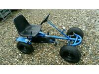 Large go cart with gears and brakes