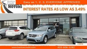 2013 Dodge Journey SXT/Crew*EVERYONE APPROVED*APPLY NOW DRIVE NO