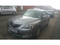 Mazda 3 Ts Diesel Grey 1560cc-only 102k-(drives & runs but alittle sluggish, no power) sold as seen