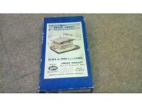1960s Swiss Chalet Musical Cigarette Box