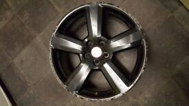 golf 18 s line rs6 alloys wheels only
