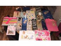 155 brand new gift bags all M&S