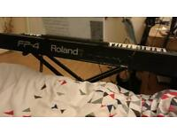 Roland digital piano fp4