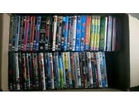 Job lot of DVDs and box sets