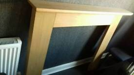 Brand new fire surround never been used