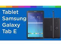 """Samsung Galaxy Tab E SM-T560 9.6"""" Tablet - New- Black"""