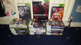 26 Xbox 360 Games (Lego, Skate, Minecraft, WWE Plants Vs Zombies, Street Fighter)
